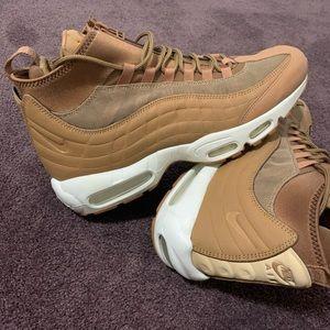 Air Max 95 Sneakerboot Flax Mens Sz